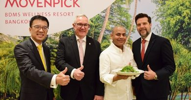 "เปิดประตู ""Mövenpick BDMS Wellness Resort Bangkok"""