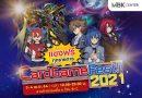 เอ็ม บี เค เซ็นเตอร์ ร่วมกับ คิดซ์ แอนด์ คิทซ์ รวมการแข่งขันสุดยอดการ์ดเกมไว้ในงานเดียว ในงาน Card Game Fest 2021