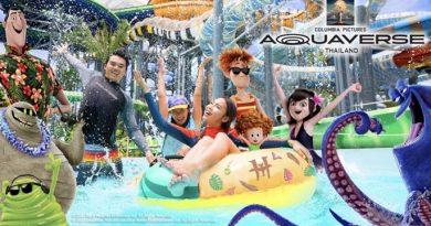 โซนี่ พิคเจอร์ส จับมือ อเมซอน ฟอลส์ เตรียมเปิดธีมพาร์ค/สวนน้ำโคลัมเบีย พิคเจอร์สแห่งแรกของโลกในไทย