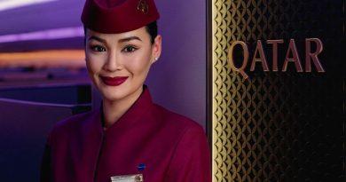 """สายการบินกาตาร์ แอร์เวย์ส คว้ารางวัล """"สายการบินยอดเยี่ยมแห่งปี"""" / รางวัล""""ชั้นธุรกิจที่ดีที่สุด"""" จากแอร์ไลน์เรตติงส์ ประจำปี 2021"""